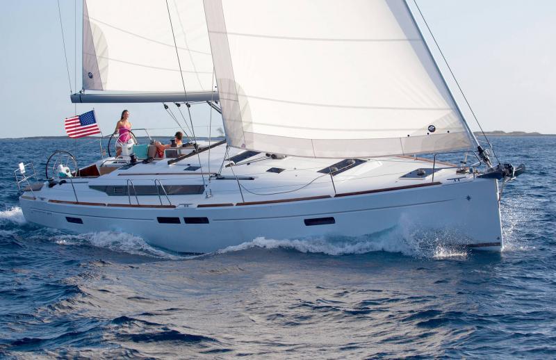 Sun Odyssey 479 │ Sun Odyssey of 14m │ Boat Segelboote Jeanneau  13261