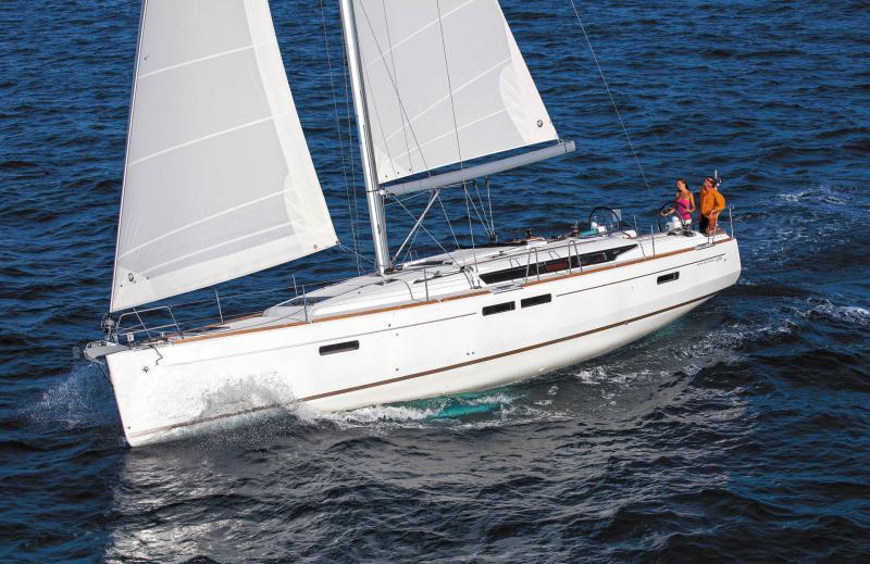 Sun Odyssey 479 │ Sun Odyssey of 14m │ Boat Segelboote Jeanneau  13253