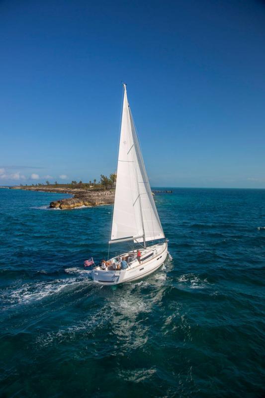 Sun Odyssey 479 │ Sun Odyssey of 14m │ Boat Segelboote Jeanneau  13258