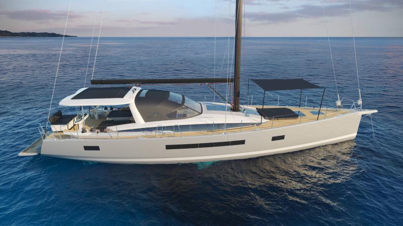 Jeanneau Yachts 65 │ Jeanneau Yachts of 21m │ Boat Sailboat Jeanneau  22946