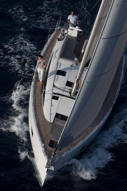 Jeanneau 54 │ Jeanneau Yachts of 16m │ Boat Segelboote Jeanneau  13561