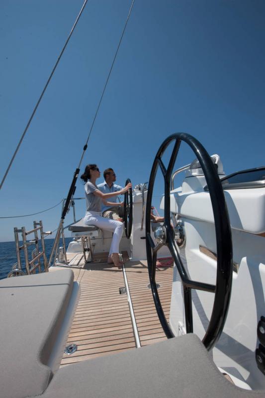 Jeanneau 54 │ Jeanneau Yachts of 16m │ Boat Segelboote Jeanneau  13551
