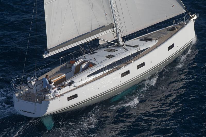 Jeanneau 54 │ Jeanneau Yachts of 16m │ Boat Segelboote Jeanneau  13560