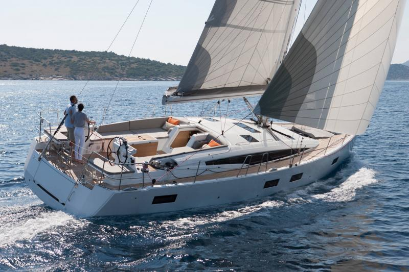 Jeanneau 54 Exterior Views 20