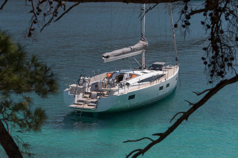 Jeanneau 54 │ Jeanneau Yachts of 16m │ Boat Segelboote Jeanneau  13539
