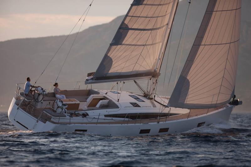 Jeanneau 54 │ Jeanneau Yachts of 16m │ Boat Segelboote Jeanneau  13529