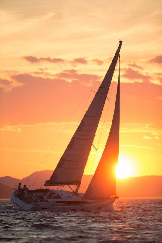 Jeanneau 54 │ Jeanneau Yachts of 16m │ Boat Segelboote Jeanneau  13532