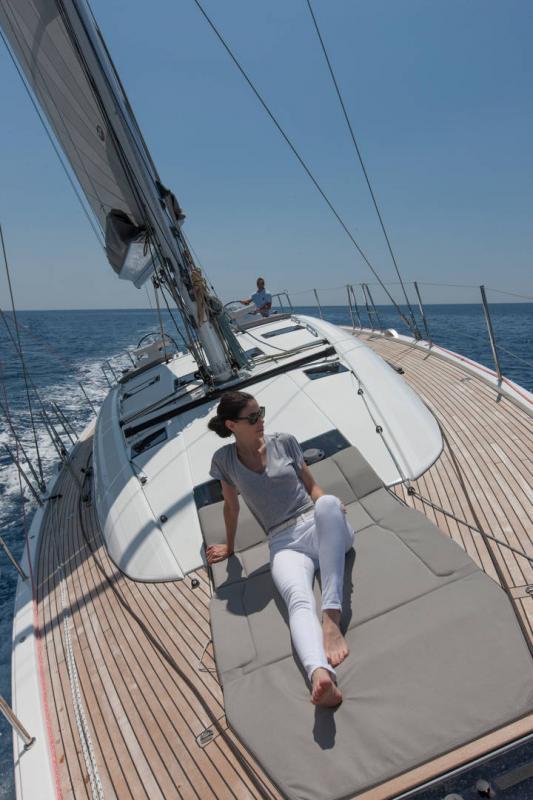 Jeanneau 54 │ Jeanneau Yachts of 16m │ Boat Segelboote Jeanneau  13538