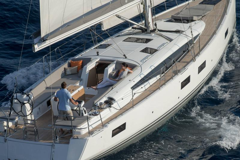 Jeanneau 54 Exterior Views 19