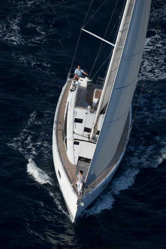 Jeanneau 54 │ Jeanneau Yachts of 16m │ Boat Segelboote Jeanneau  13534