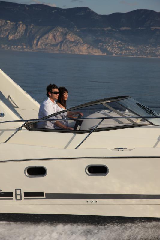 Leader 8 │ Leader of 9m │ Boat powerboat Jeanneau boat Leader-Leader8 75