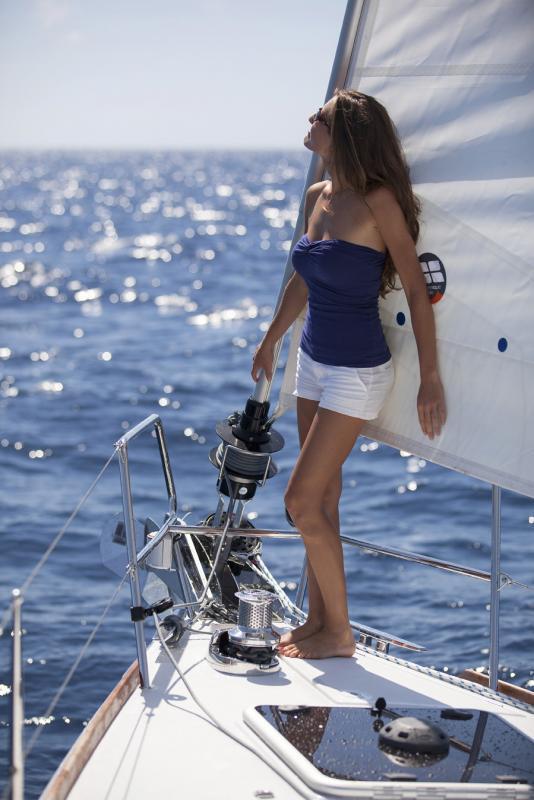 Sun Odyssey 479 Vues d'extérieur 37