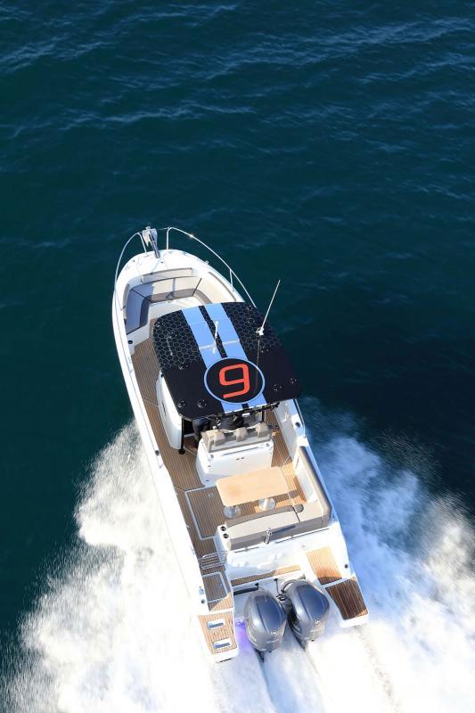 Cap Camarat 9.0 CC │ Cap Camarat Center Console of 9m │ Boat powerboat Jeanneau Cap Camarat 9.0 CC 11541
