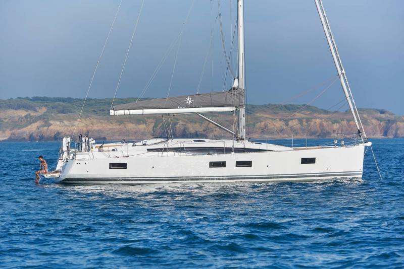Jeanneau 51 Exterior Views 66
