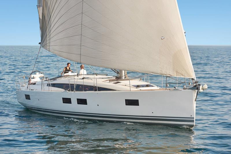Jeanneau 51 Exterior Views 13