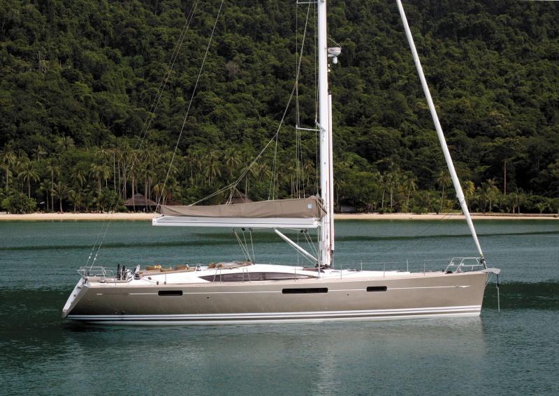 Jeanneau 58 │ Jeanneau Yachts of 18m │ Boat Sailboat Jeanneau  13612