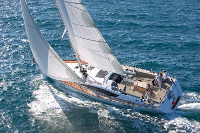 Jeanneau 58 Exterior Views 27