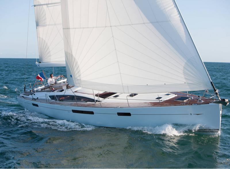Jeanneau 58 Exterior Views 24