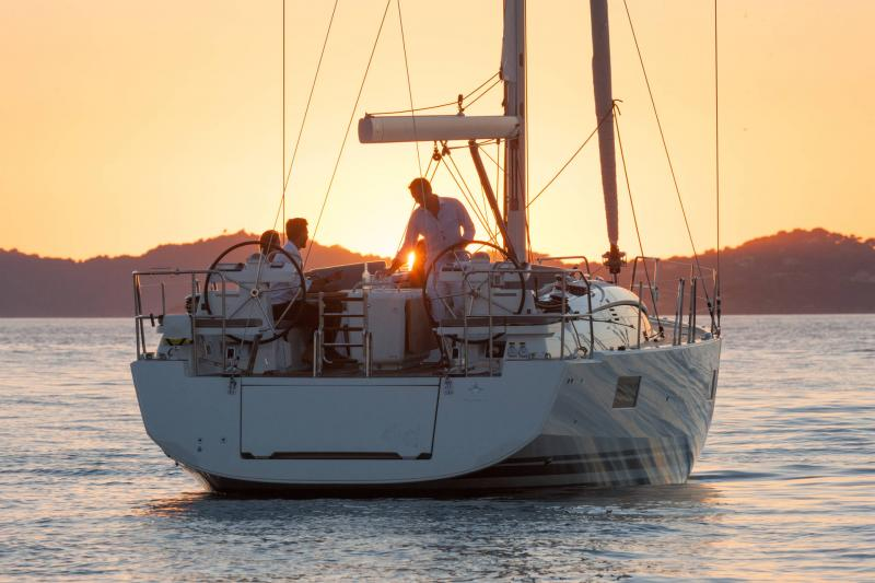 Jeanneau 51 Exterior Views 35