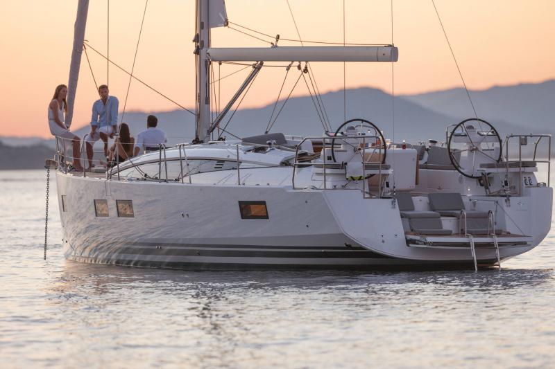 Jeanneau 51 Exterior Views 39