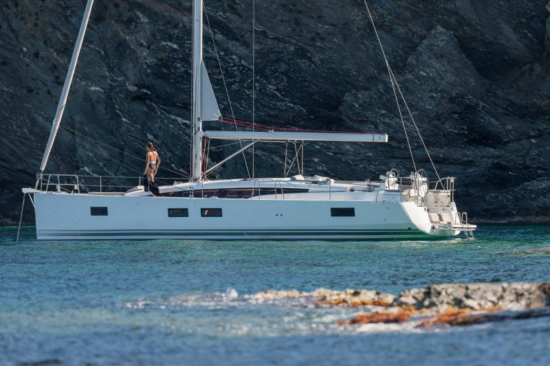 Jeanneau 51 Exterior Views 40