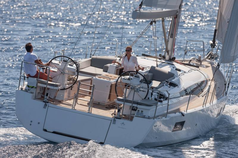 Jeanneau 51 Exterior Views 23