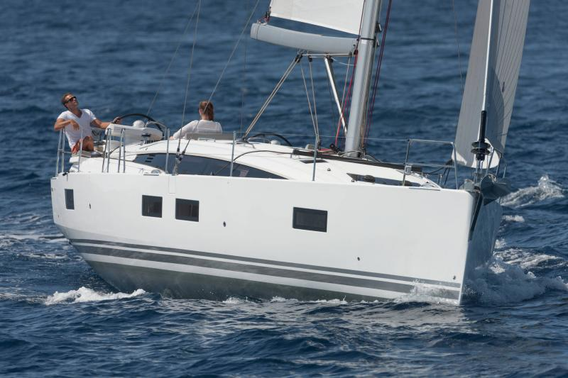 Jeanneau 51 Exterior Views 20