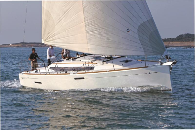 Sun Odyssey 379 │ Sun Odyssey of 11m │ Boat Sailboat Jeanneau  8355