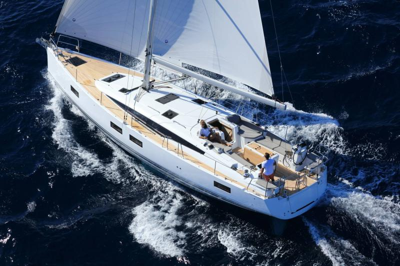 Jeanneau 51 Exterior Views 47
