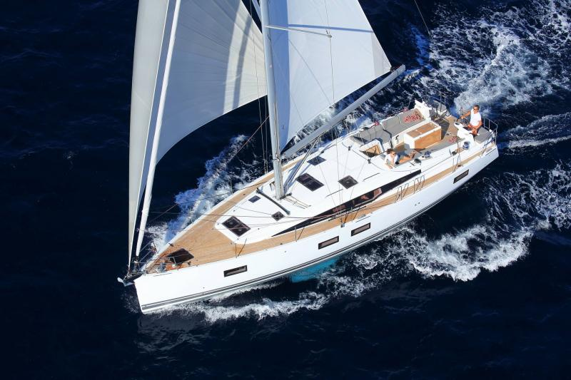 Jeanneau 51 Exterior Views 29