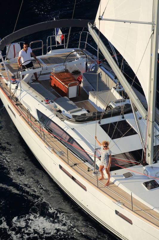 Jeanneau 58 │ Jeanneau Yachts of 18m │ Boat Sailboat Jeanneau  13588