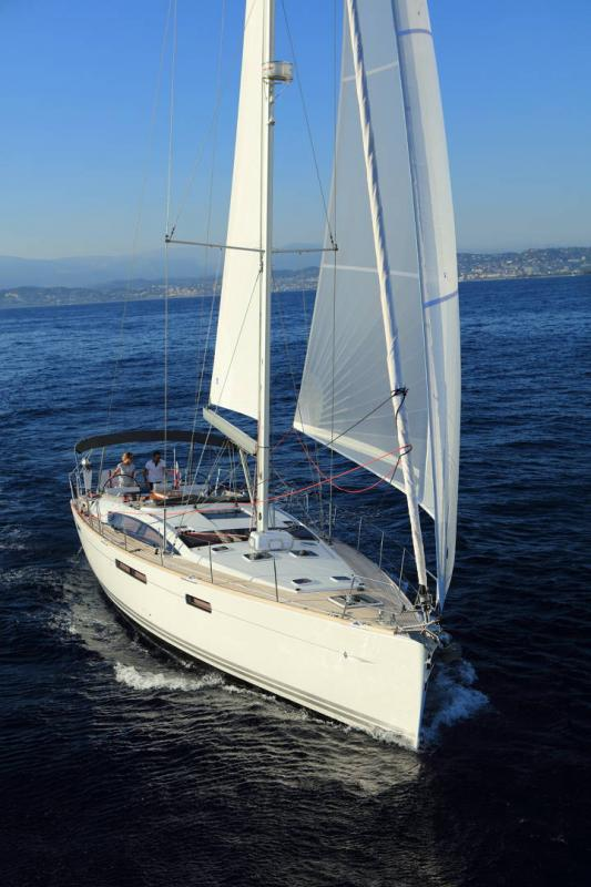 Jeanneau 58 Exterior Views 20