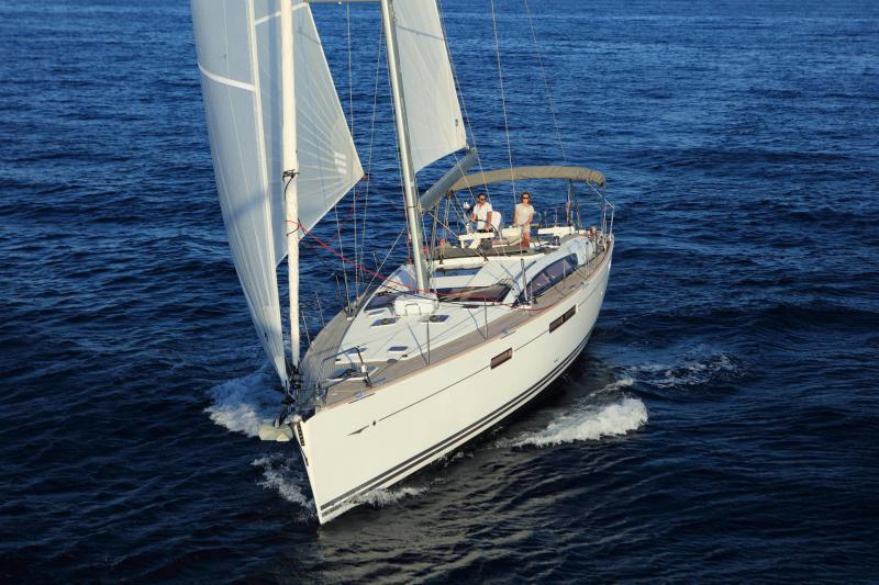 Jeanneau 58 │ Jeanneau Yachts of 18m │ Boat Sailboat Jeanneau  13597