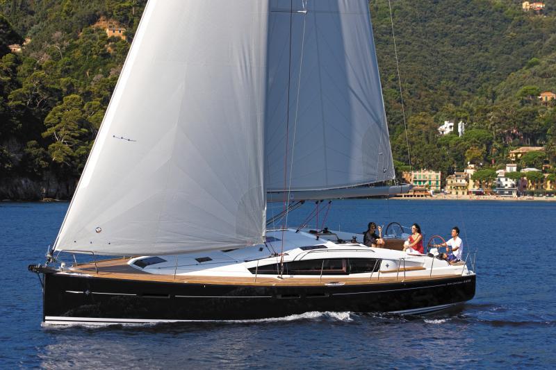 Sun Odyssey 44 DS │ Sun Odyssey DS of 13m │ Boat Sailboat Jeanneau boat Sun-Odyssey-DS-44DS 376