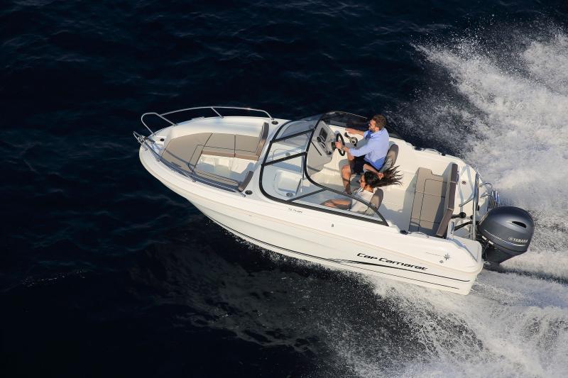 CAP CAMARAT 5.5 BR │ Cap Camarat Bow Rider of 5m │ Boat Outboard Jeanneau CAP CAMARAT 5.5 BR 4831