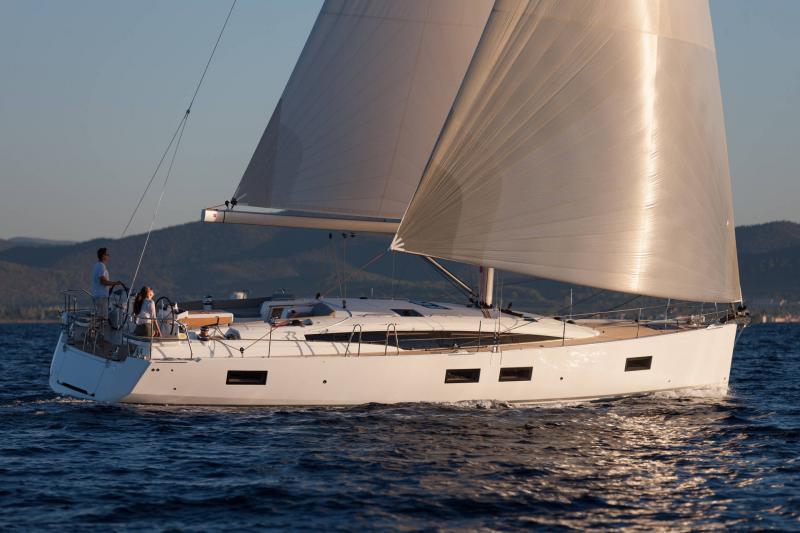 Jeanneau Yachts 51 │ Jeanneau Yachts de 15m │ Bateaux Voiliers Jeanneau  17361