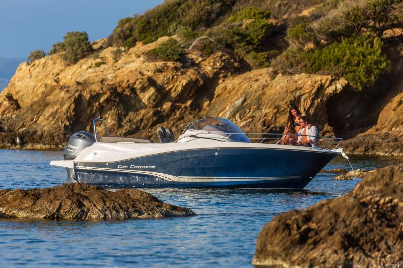 Cap Camarat 6.5 WA série3 │ Cap Camarat Walk Around of 6m │ Boat powerboat Jeanneau  17193