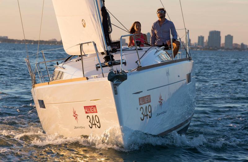 Sun Odyssey 349 │ Sun Odyssey of 10m │ Boat Sailboat Jeanneau  19144