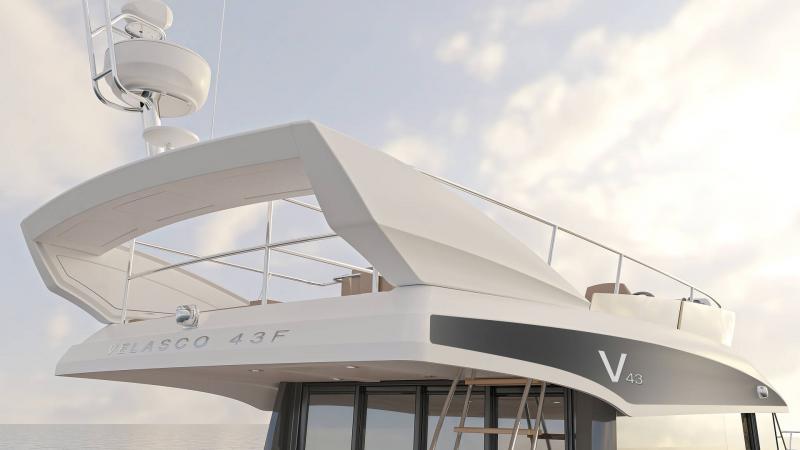 Velasco 43F │ Velasco of 14m │ Boat Entrobordo Jeanneau  14891