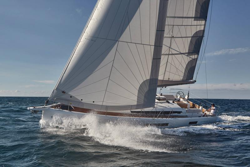 Sun Odyssey 440 │ Sun Odyssey Walk-Around of 13m │ Boat Veleros Jeanneau 1-Navigation 13145