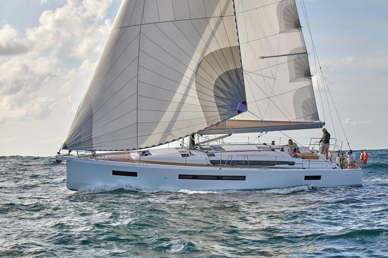 Sun Odyssey 490 │ Sun Odyssey Walk-Around of 14m │ Boat Sailboat Jeanneau  13405