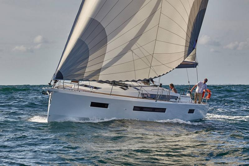 Sun Odyssey 490 │ Sun Odyssey Walk-Around of 14m │ Boat Sailboat Jeanneau  13406