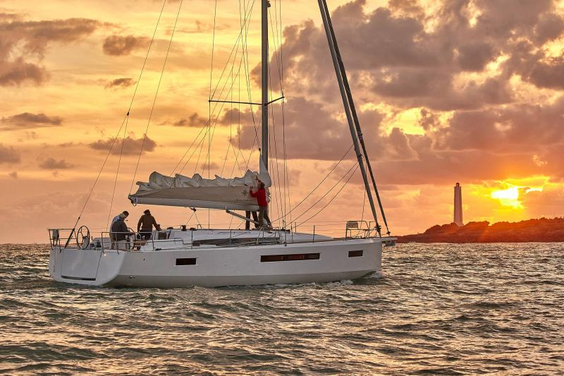 Sun Odyssey 490 │ Sun Odyssey Walk-Around of 14m │ Boat Sailboat Jeanneau  13387