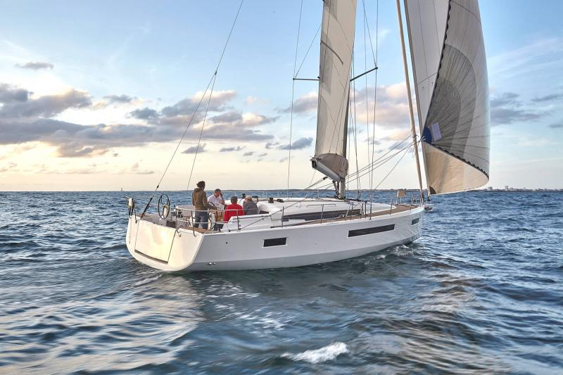 Sun Odyssey 490 │ Sun Odyssey Walk-Around of 14m │ Boat Sailboat Jeanneau  13395