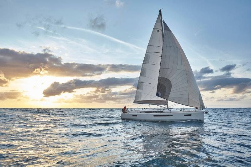 Sun Odyssey 490 │ Sun Odyssey Walk-Around of 14m │ Boat Sailboat Jeanneau  13393