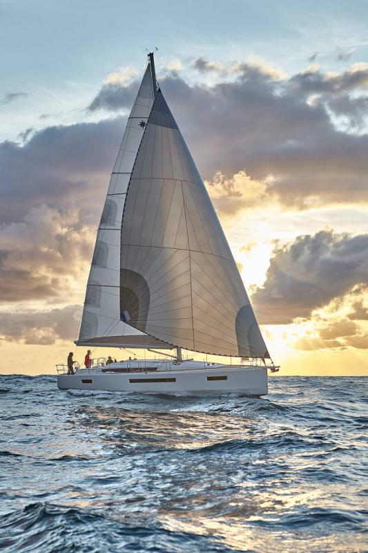 Sun Odyssey 490 │ Sun Odyssey Walk-Around of 14m │ Boat Sailboat Jeanneau  13389