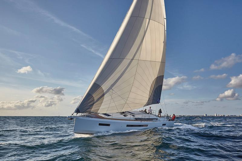 Sun Odyssey 490 │ Sun Odyssey Walk-Around of 14m │ Boat Sailboat Jeanneau  13398