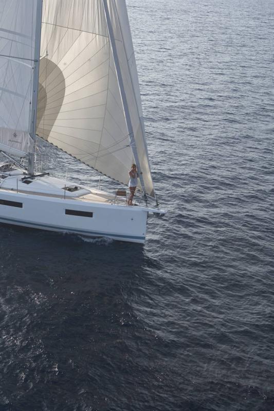 Sun Odyssey 440 │ Sun Odyssey Walk-Around of 13m │ Boat Veleros Jeanneau  13133