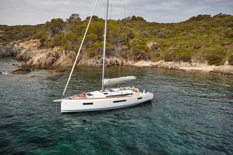 Sun Odyssey 440 │ Sun Odyssey Walk-Around of 13m │ Boat Veleros Jeanneau  13129