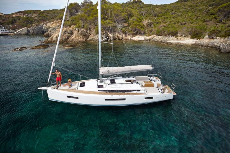 Sun Odyssey 440 │ Sun Odyssey Walk-Around of 13m │ Boat Veleros Jeanneau  13131